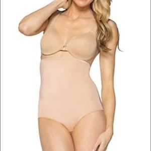 NWT Spanx Slimming High Waisted Panties